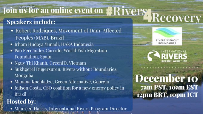 #Rivers 4Recovery