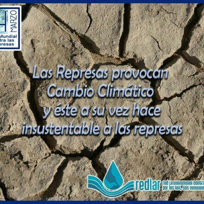 14 de marzo Día Mundial Contra las Represas