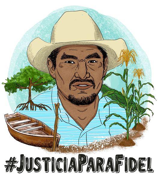 """Inicia campaña """"Justicia para Fidel Heras Cruz, ríos libres"""""""