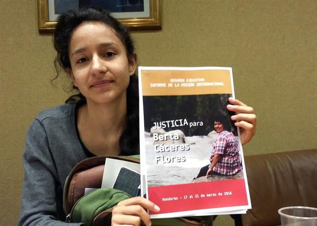 Habrá juicio para un autor intelectual del asesinato de Berta Cáceres