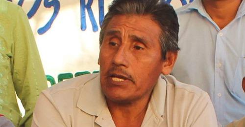 Jaime Jiménez, quinto defensor del Río Verde asesinado en Oaxaca en 2021