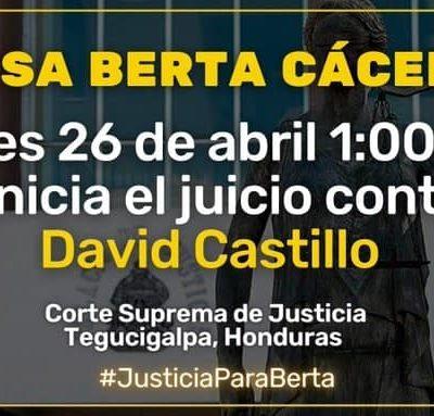 Reinicia juicio contra David Castillo